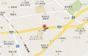 本太本店地図
